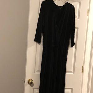 Long Maxi dress for the Winter!